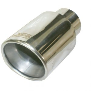 Single Silver Tail Piece